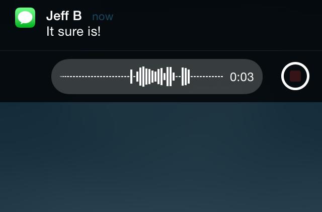 Messaggi iOS 8