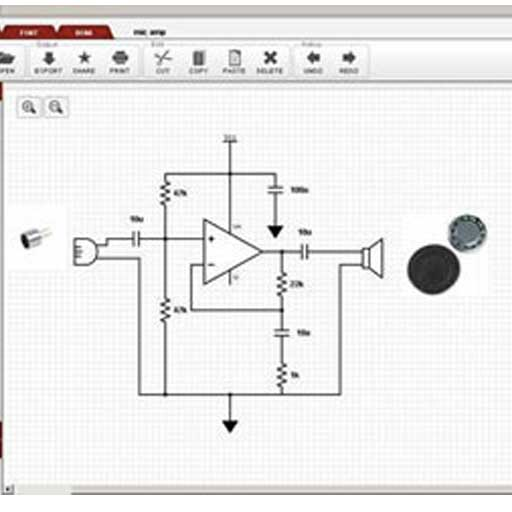 Scheme-it, aggiornato lo strumento gratuito di progettazione circuiti