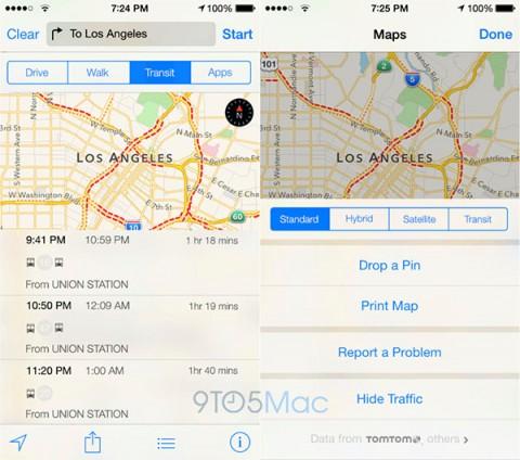 Caratteristiche iOS 8