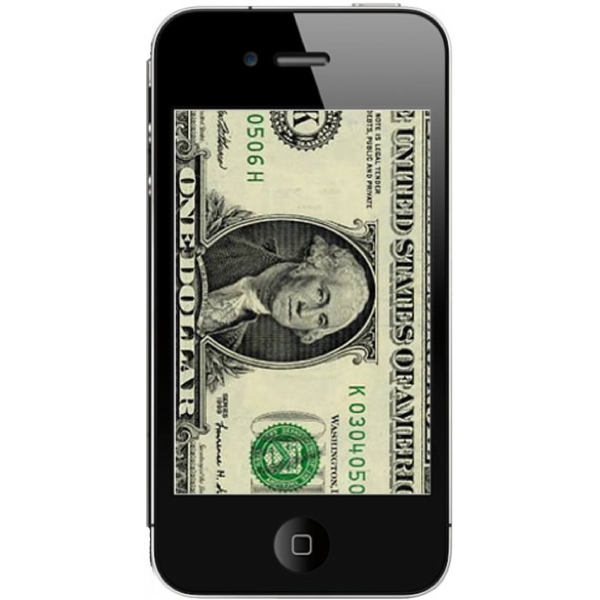 iphone dollar icon 600
