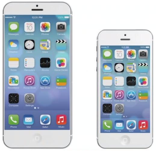 Il prezzo di iPhone 6 con schermo da 5.5 pollici aumenterà di 100 dollari ma sarebbe vendutissimo