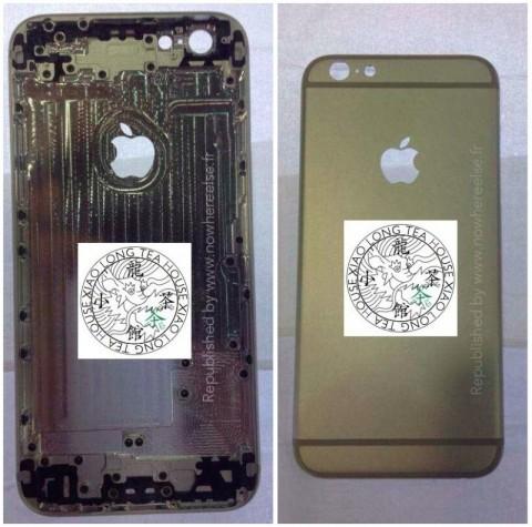 Logo Apple iPhone 6