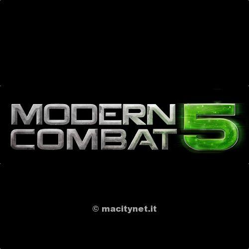 modern combat 5 icon 500