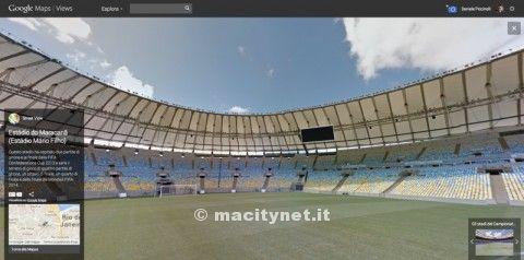 mondiali brasile maracana 800