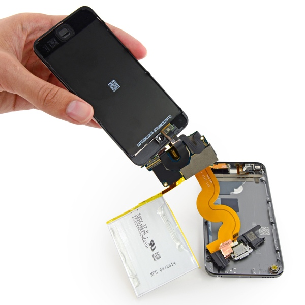 nuovo ipod touch 16gb icon ifixit 600