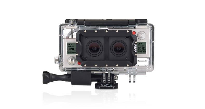 registrare video 3D con due Go Pro