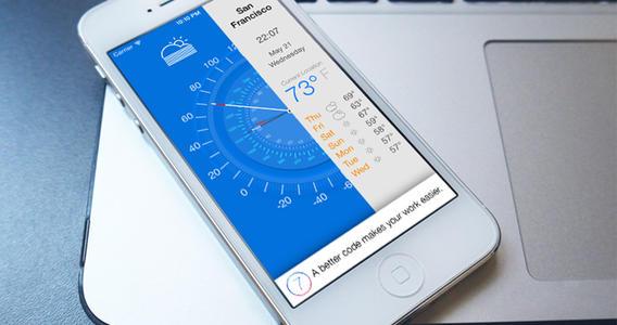 previsioni del tempo iPhone