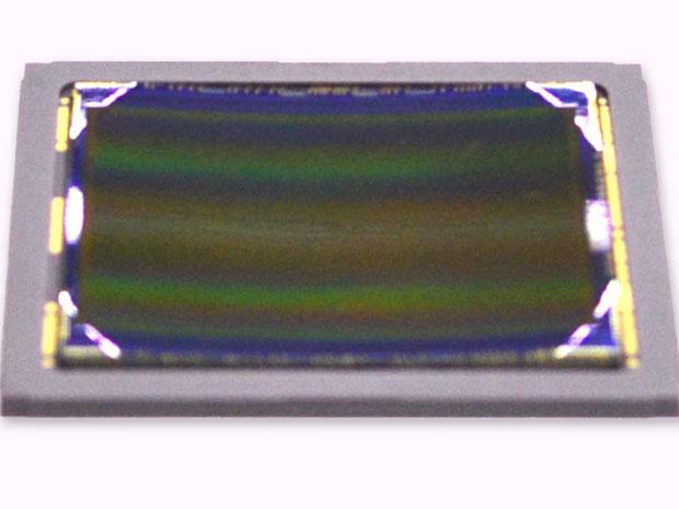 Sony, ecco il primo sensore fotografico curvo
