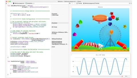 swift pagina sviluppo 880