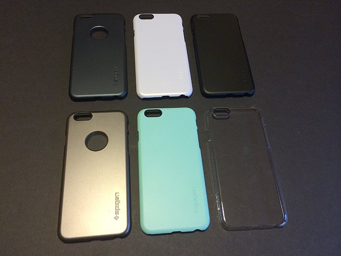 Custodie iPhone 6 Spigen