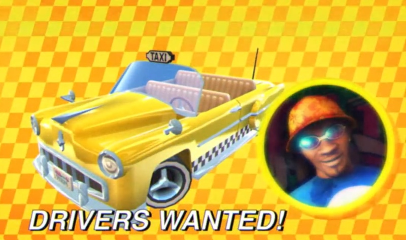 Crazy Taxi City Rush 800 1