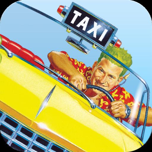 Crazy Taxi icon 500
