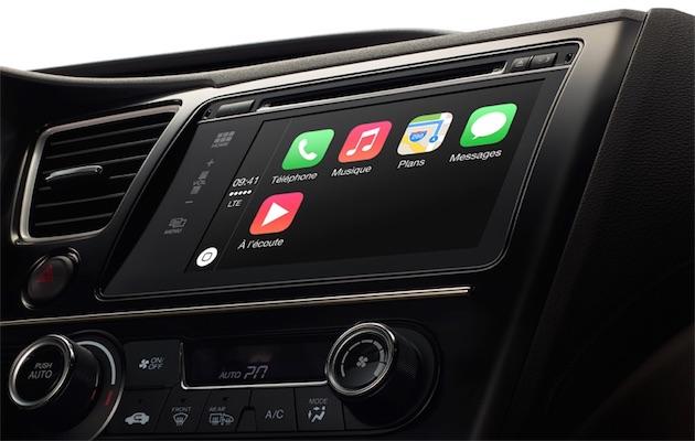 Esempio CarPlay