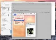 Mail permette di nviare allegati di grandi dimensioni con Mail Drop e annotare immagini e PDF con Markup.