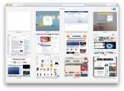 Safari. Il browser di Apple è stato rinnovato. Una nuova vista Preferiti consente di accedere rapidamente ai siti web preferiti; la vista Tab mostra le miniature di tutte le pagine web aperte in un'unica finestra. La nuova versione del browser offre anche un maggiore controllo sulla privacy, con finestre separate di Navigazione Privata e il supporto integrato per DuckDuckGo, un motore di ricerca che non traccia gli utent