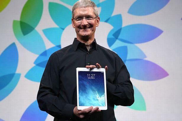 Ragazzo americano scopre di essere allergico all'iPad