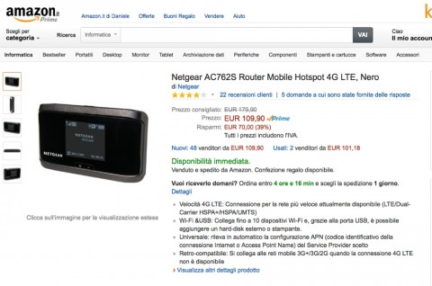 Netgear AC762S amazon