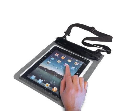 Custodia da mare per iPad