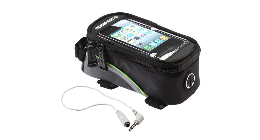 Supporto smartphone per bicicletta fino a 5 5 pollici a 7 - Porta bici smart ...
