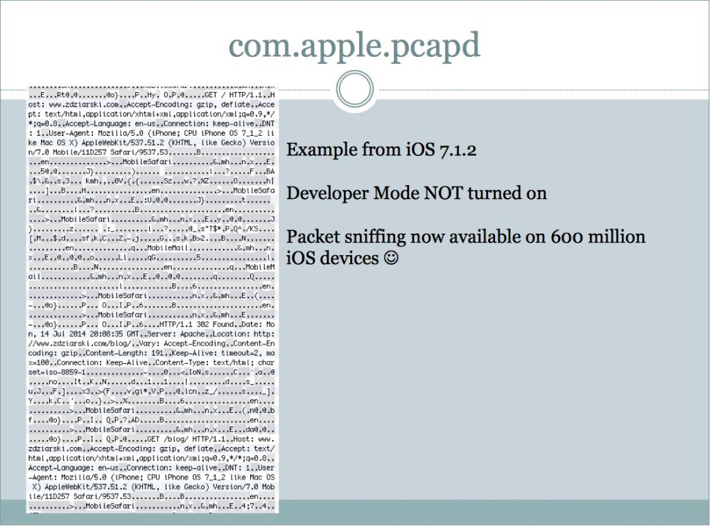 Apple può accedere a tutti i dati