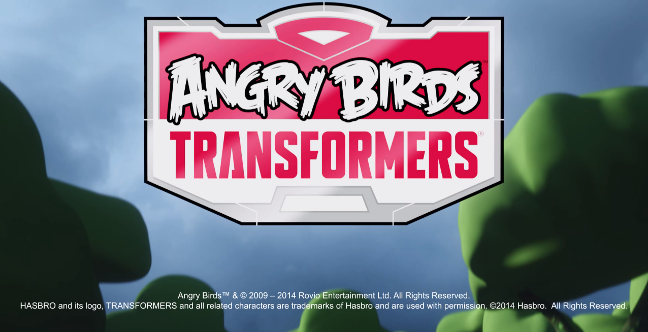 Video Angry Birds Transformers