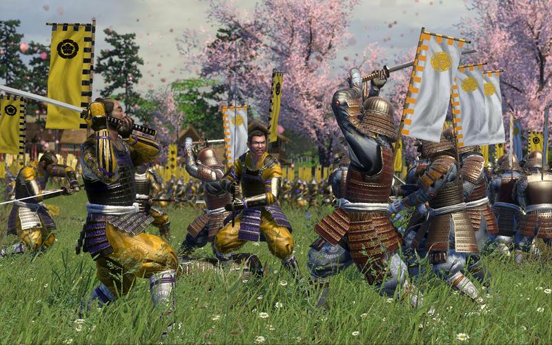 Total War Shogun 2 Collection 1