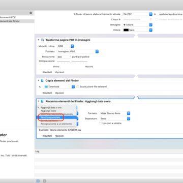 Come unire PDF in un unico file su Mac