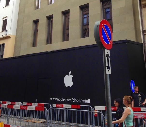 Apple Store di Freie Strasse