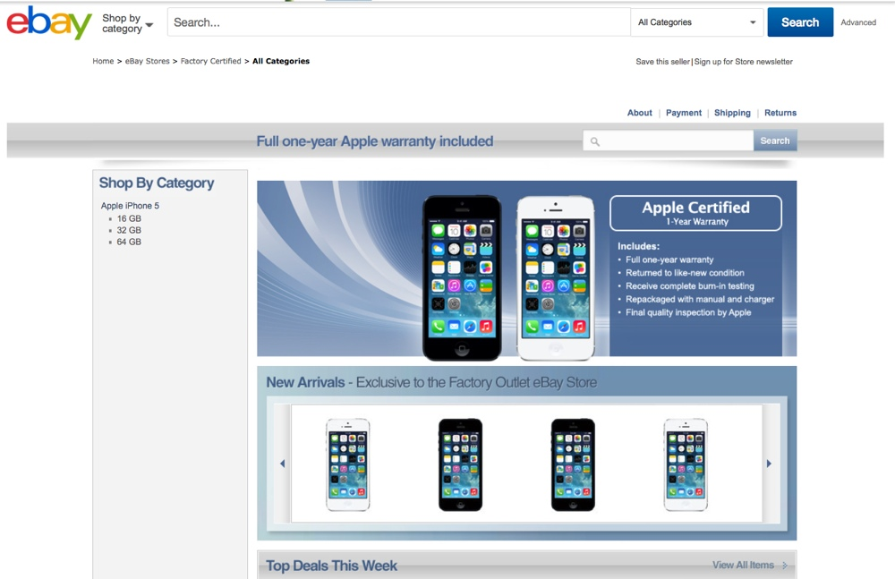 iphone usati prezzi ebay