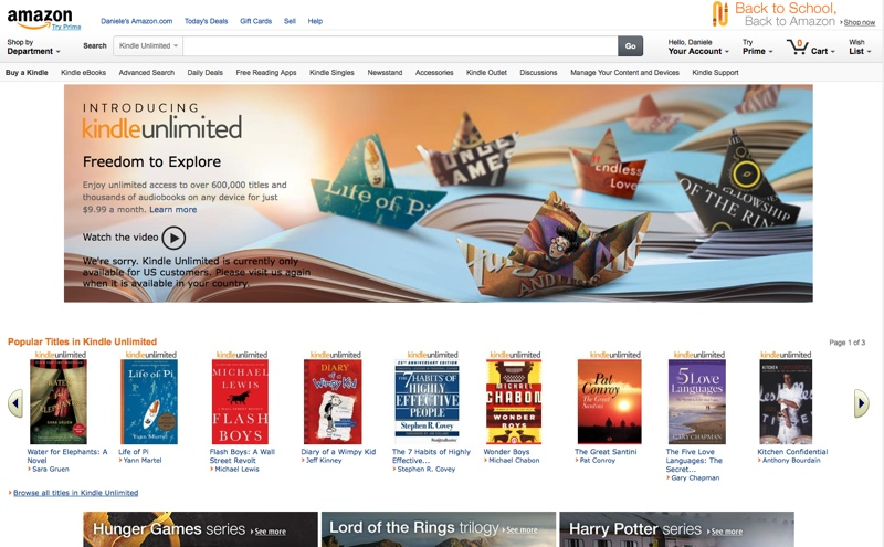 kindle unlimited ufficiale 800