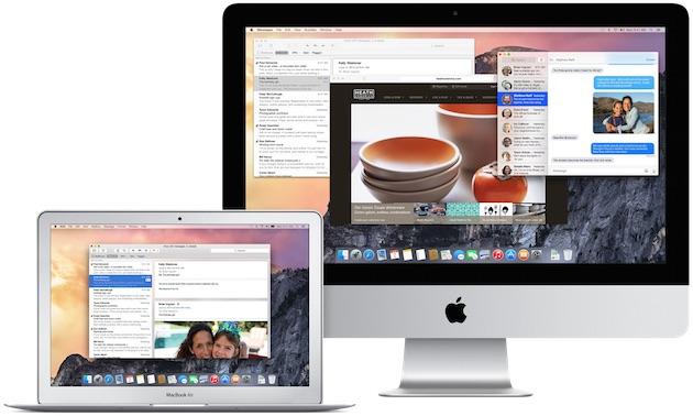 Beta pubblica OS X Yosemite