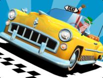 Crazy Taxi: City Rush: folle corse arcade 3D, gratis su iPhone e iPad