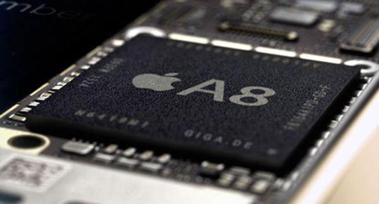 Apple e TSMC processore A8