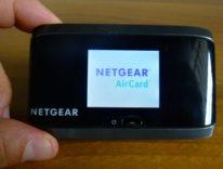 Recensione Netgear AirCard: hotspot 4G sbloccato per internet e Wi-Fi facili, ovunque