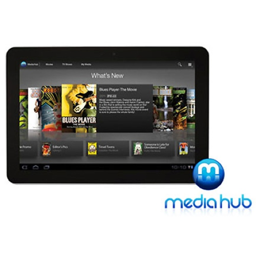 samsung chiude media hub icon 500