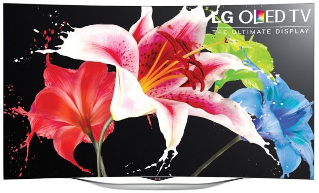 tv oled LG 55EC9300