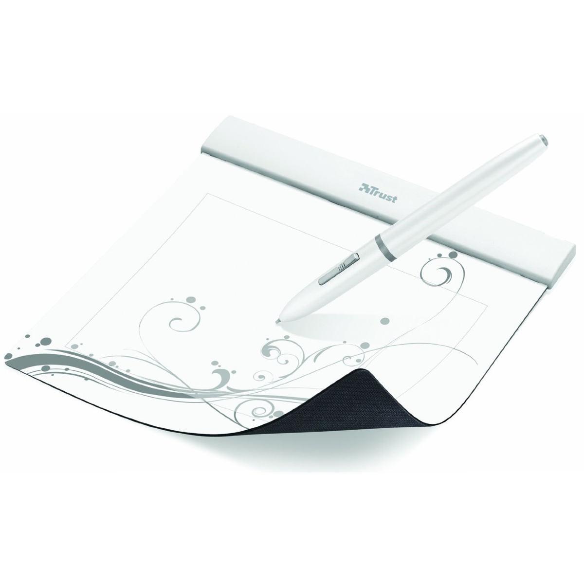 Trust Flex Design Tablet, tavoletta grafica flessibile e leggera: 29 euro