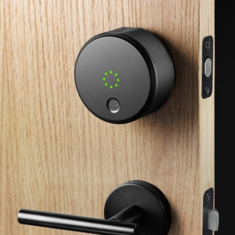 August Smart Lock cion 500