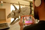 Museo delle scienze di Trento iPad istruzione