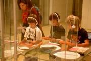 Museo delle scienze di Trento ipad