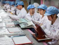 Fornitore cinese di Apple viola le normative sul lavoro
