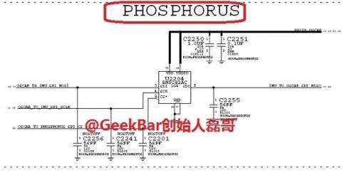 Phosphorus iphone 6 600