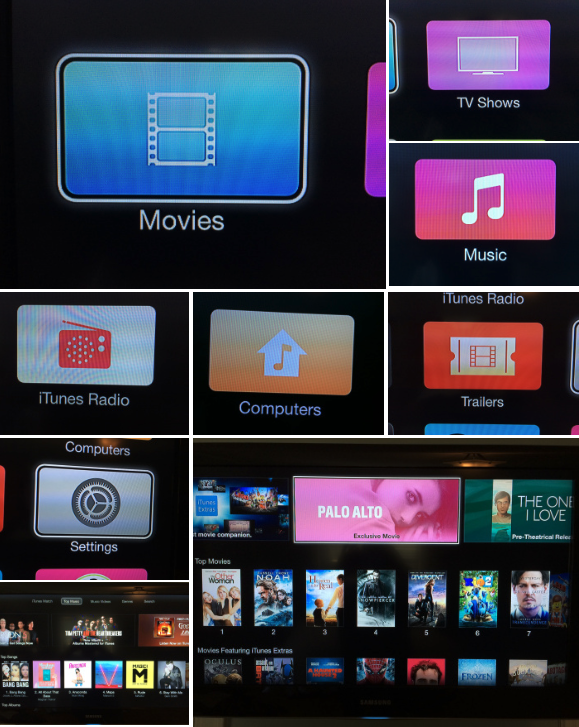 Nuova beta Apple TV