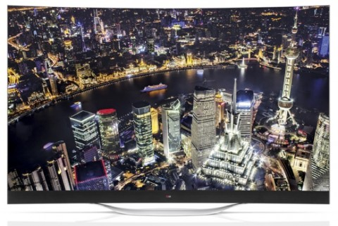 TV OLED 4K Ultra HD di LG 620
