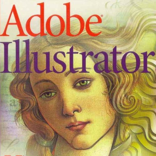 adobe illustrator old icon 500