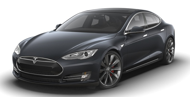iphone come chiave Tesla S 600 2