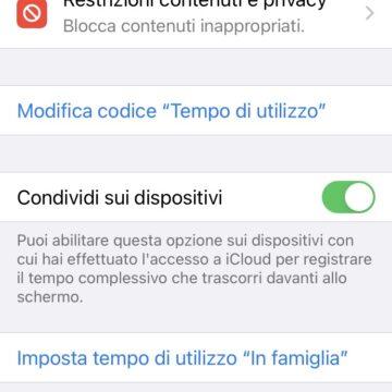 Come nascondere l'app App Store per bloccare acquisti e rimozione delle app
