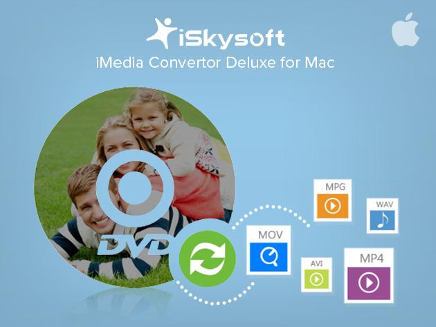 iMedia Converter Deluxe porta qualsiasi contenuto multimediale su iOS: ora in sconto a 7,50 euro