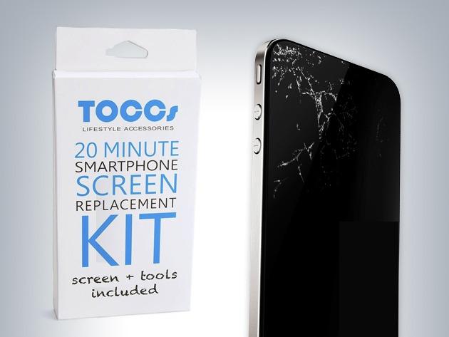 kit riparazione schermo iphone