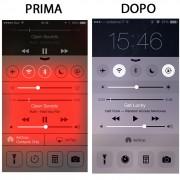 Homescreen e Lockscreen su iOS 8